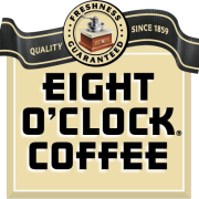 Eight O'Clock Coffee Logo