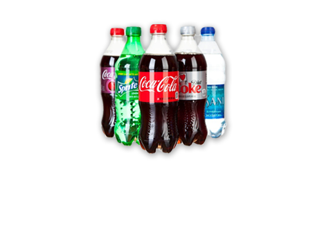 Soda, Snacks, Drinks and Food for your office delivery